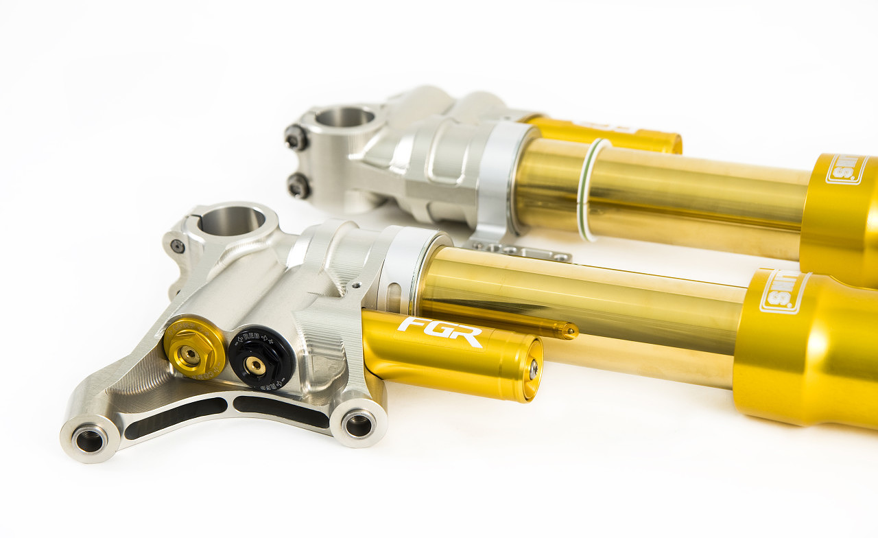 FGR 300 Superior suspension technology for motorcycles ...