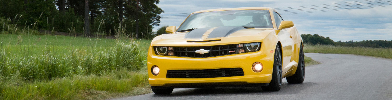 Chevrolet Camaro Ohlins