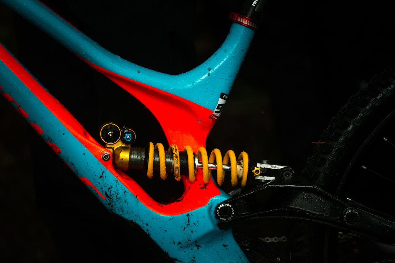 b0b1419f9eb ÖHLINS TEAM UP WITH SPECIALIZED GRAVITY DOWNHILL MTB TEAM FOR 2017 ATTACK!