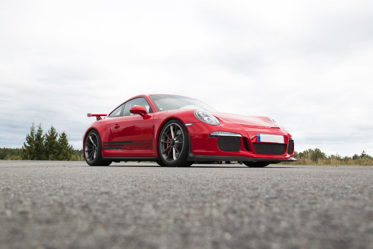 Öhlins Launch New Road U0026 Track Cluib Sport Suspension Kit To Porsche
