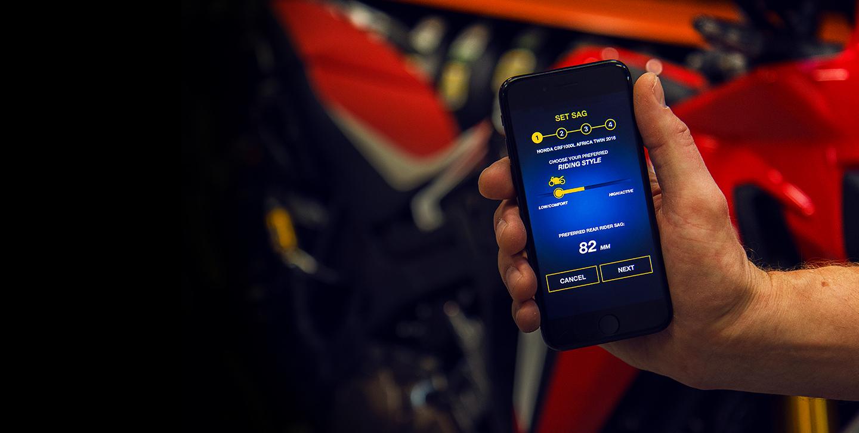 Hlins Racing Advanced Suspension Technology 2001 Toyota Corolla Rear Setup App