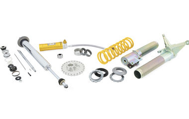 Rally & Off-road Suspension - Car Shock Absorbers & Dampers