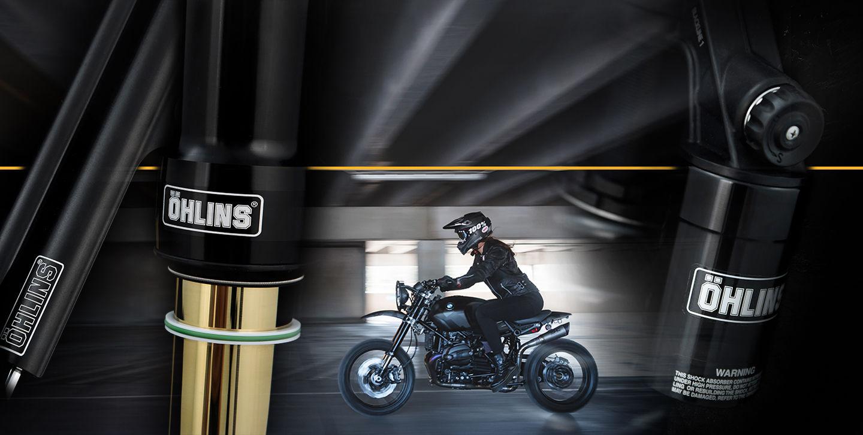 Öhlins Racing - Advanced Suspension Technology